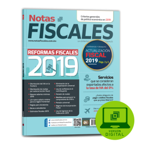 Notas Fiscales 278 (Enero 2019)