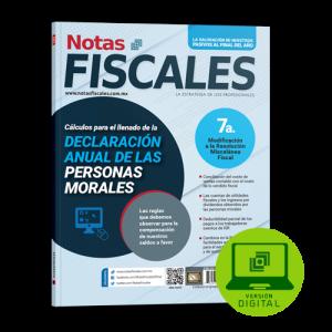 Notas fiscales marzo 2019