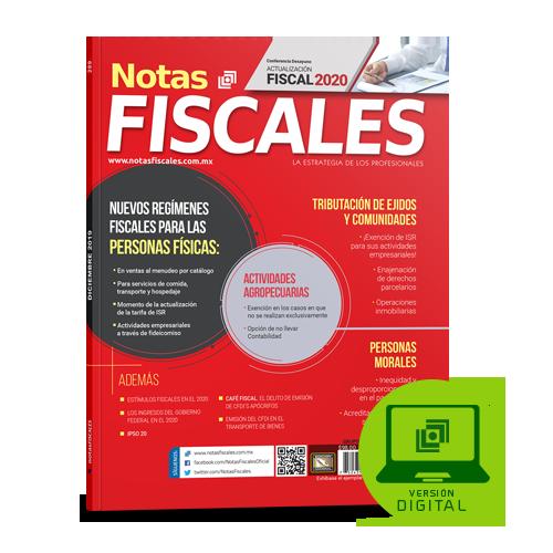 Notas Fiscales 289