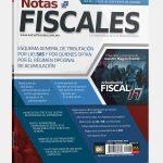 NOTAS FISCALES 255 (Febrero 2017) <h5>Revista solo disponible en formato Digital</h5>