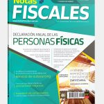 NOTAS FISCALES 257 (Abril 2017) <h5>Revista solo disponible en formato Digital</h5>