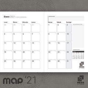 Libro-Agenda Personal MAP 2021