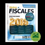 Notas Fiscales 266 (Enero 2018)<h5>Revista solo disponible en formato Digital</h5>