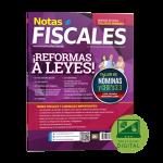 NOTAS FISCALES 272 (Julio 2018)<h5>Revista solo disponible en formato Digital</h5>