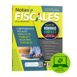 NOTAS FISCALES 274 (Septiembre 2018)<h5>Revista solo disponible en formato Digital</h5>