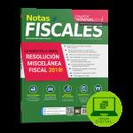 NOTAS FISCALES 282 (Mayo 2019) formato digital