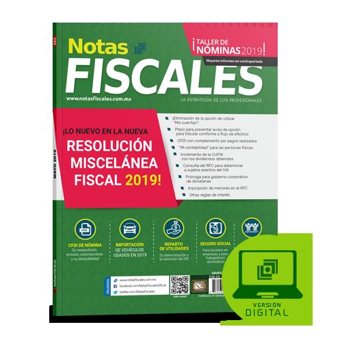 Notas Fiscales 282