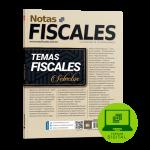 NOTAS FISCALES 285 (Agosto 2019)