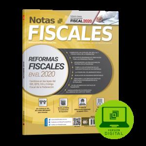 NOTAS FISCALES 287 (Octubre 2019) (Digital)