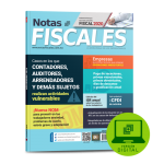 NOTAS FISCALES 288 (Noviembre 2019) (Digital)
