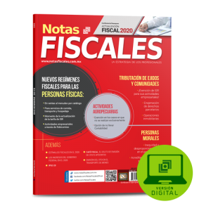 Notas Fiscales 289