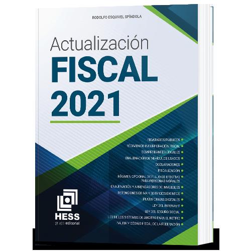 Actualización Fiscal 2021