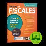 NOTAS FISCALES 296 (julio 2020) (Digital)