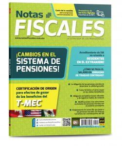 Notas Fiscales 297 (Agosto 2020)