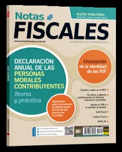 Notas fiscales 304 (marzo 2021)