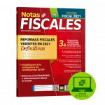 NOTAS FISCALES 301 (diciembre 2020) (Digital)