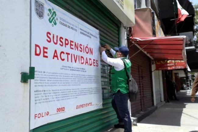 En este momento estás viendo Casos en los que la autoridad fiscal declara de manera obligada a un contribuyente en suspensión de actividades