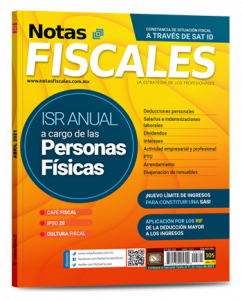 Notas Fiscales 305 (abril 2021)