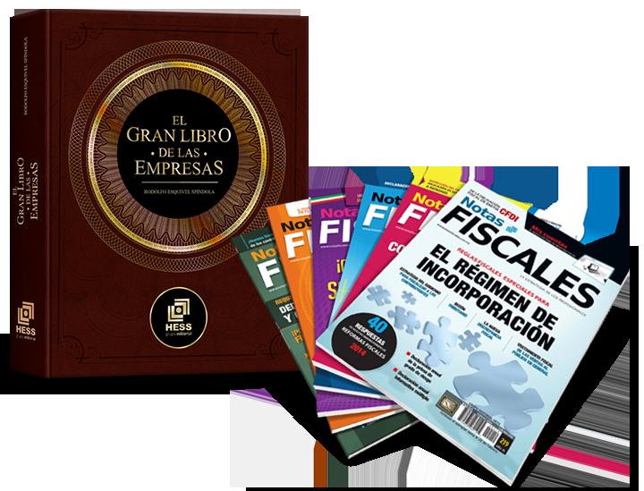 gran libro notas fiscales
