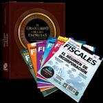 El gran libro de las empresas + Notas Fiscales (digital junio – noviembre)