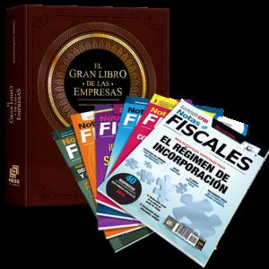 Gran libro de las empresas + Notas Fiscales y