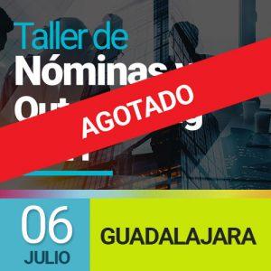Taller de Nóminas 2021 – Guadalajara (06-Jul)