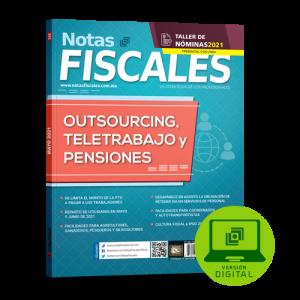 NOTAS FISCALES 306 (mayo 2021) Digital