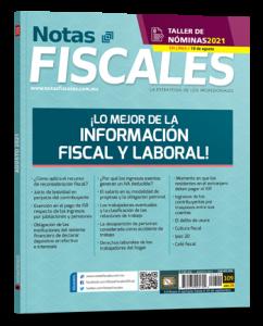 Lee más sobre el artículo Notas Fiscales 309 (Agosto 2021)