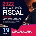 Actualización Fiscal 2022 – Guadalajara
