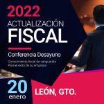 Actualización Fiscal 2022 – León, Gto.